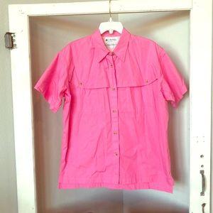 Pink Columbia Shirt